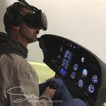 simulatore di aeroplano / di allenamento / per cockpit