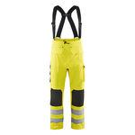 pantalone da lavoro / per pista aeroportuale / alta visibilità / impermeabile