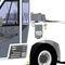 trattore rimorchiatore / con barra di traino / per aereo leggero / per aereo di lineaTMX-150-ETLD