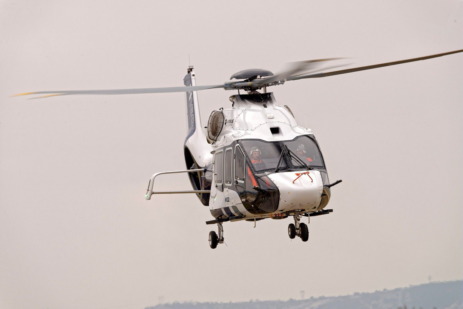 11~20人ヘリコプター H160医療搬送民間輸送機用ビジネス