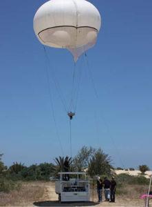 科学プロジェクトガス気球 / 0~5人