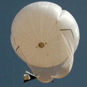 科学プロジェクトガス気球 / 0~5人 / ヘリウム式