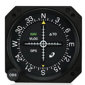 アナログVOR / 航空機用