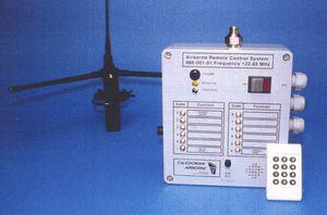 VHFウォーキートーキー / 空港用 / 携帯式