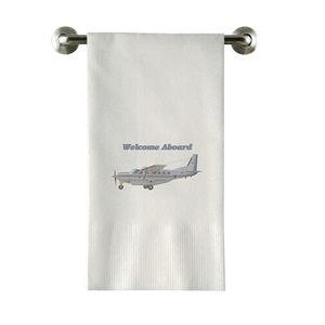 飛行機のキャビン用ぬれナプキン