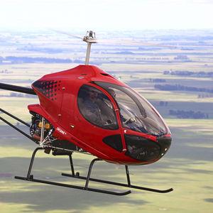2人乗りULMヘリコプター / 輸送用 / ピストンエンジン / 単一ローター