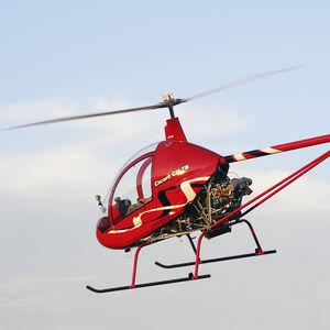 1人乗りULMヘリコプター / スポーツ / ピストンエンジン / 単一ローター