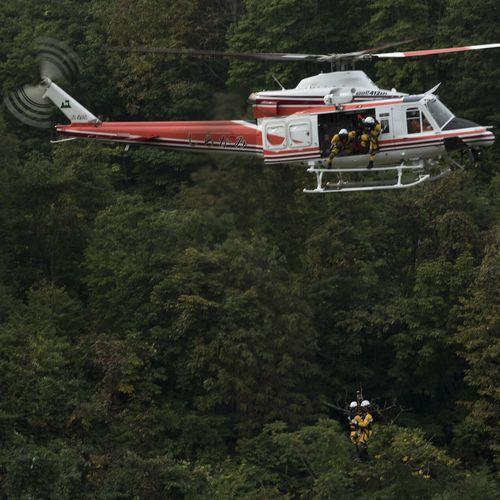 11~20人ヘリコプター