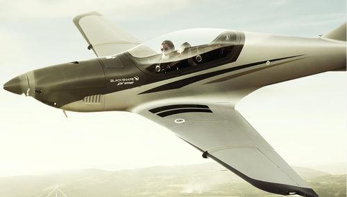 2人用超軽量飛行機 PRIME単発4ストロークエンジン