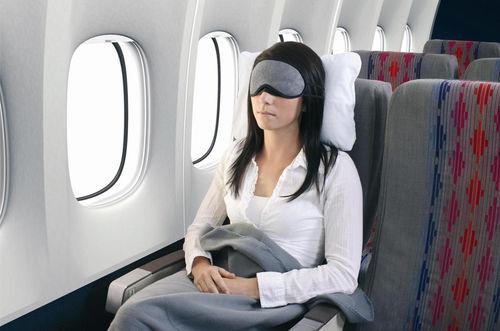 乗客用アイマスク