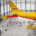 飛行機用航空機ドック / 航空機の尾翼用 / 可動 / 固定
