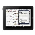 CRMソフトウェア / 飛行機用 / リアルタイム / iPad用
