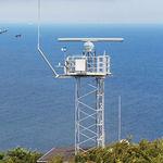 監視レーダー
