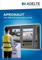 APRONAUT® THE PBB DOCKING SIMULATOR
