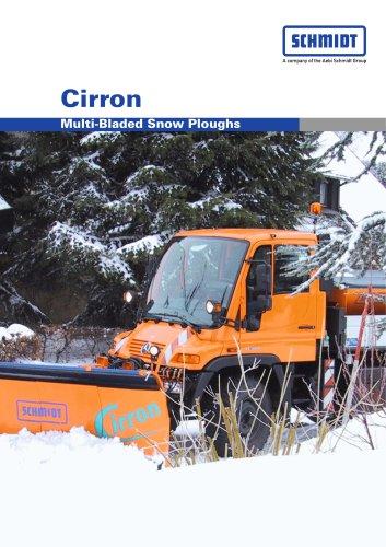 Cirron Multi-Bladed Snow Ploughs