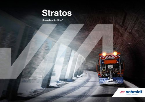 Stratos spreaders