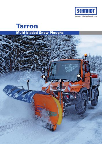 Tarron Multi-bladed Snow Ploughs