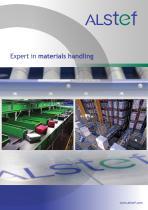 EXPERT IN MATERIALS HANDLING