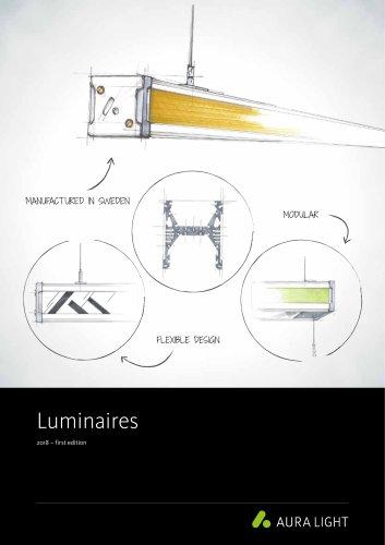 Aura Light catalogue 2018