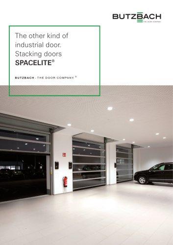 Stacking doors SPACELITE®