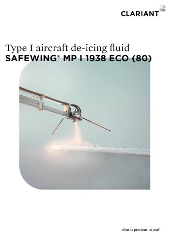 Safewing® MP I 1938 ECO (80)