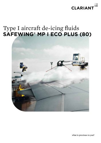 Safewing® MP I ECO PLUS (80)