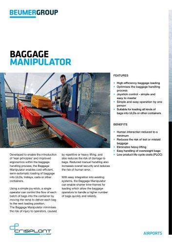 Baggage Manipulator