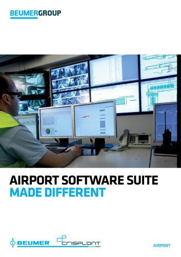 BEUMER Airport Software Suite
