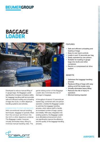 BEUMER Baggage Loader