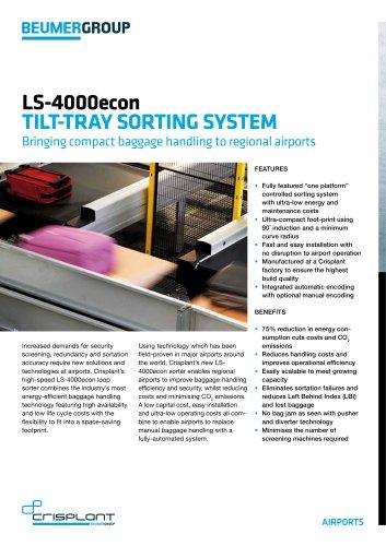 BEUMER LS-4000econ