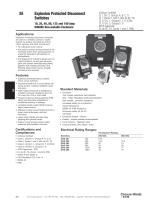 GHG26 Series Explosion Protected Disconnect Switches - 1