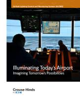 Illuminating Today's Airport Imagining Tomorrow's Possibilities - 1