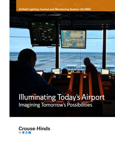 Illuminating Today's Airport Imagining Tomorrow's Possibilities
