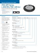 PRO APF Series   L-850 RCL/TDZ -LED (L) - 1