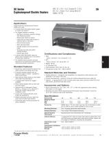 XC Series Explosionproof Electric Heaters - 1
