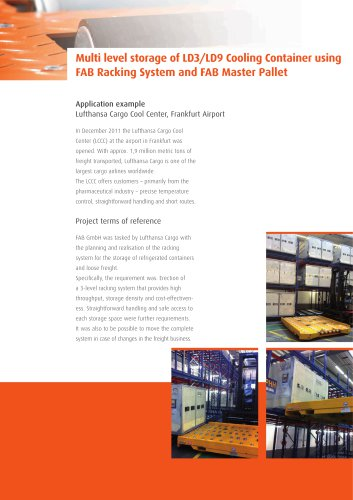 Multilevel storage system