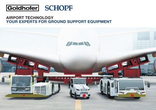 AIRPORT TECHNOLOGY YOUR EXPERTS FOR GROUND SUPPORT EQUIPMENT