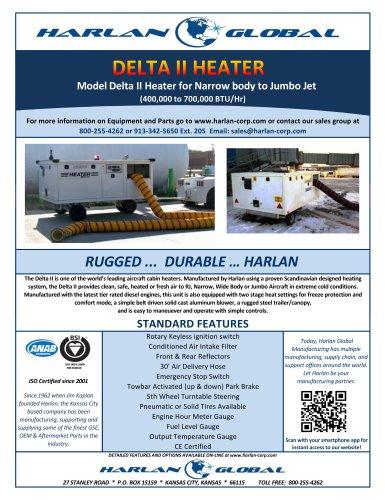 Delta II Aircraft Heater