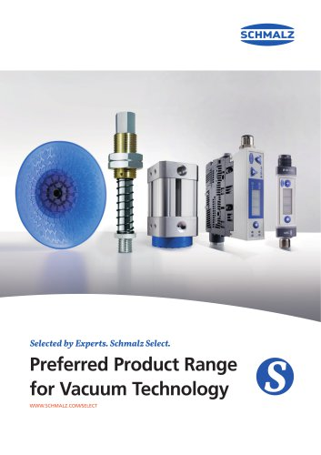 Select-Preferred Product Range