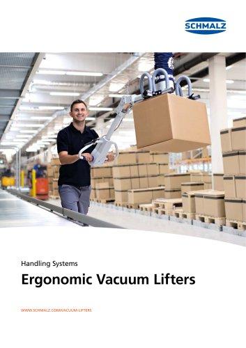 Tube Lifter Jumbo and Lifting Devices VacuMaster