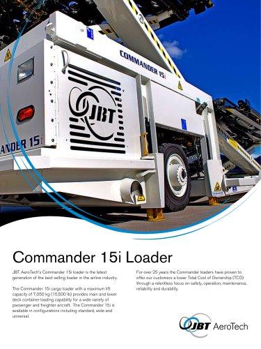 Commander 15i Loader