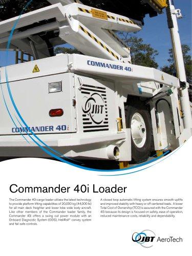 Commander 40i Loader