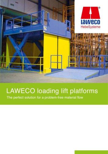 Laweco Loading Lif Platforms
