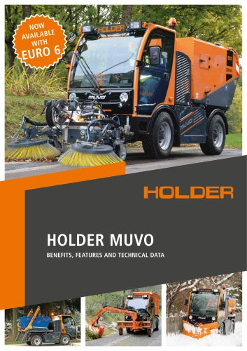 Product Flyer MUVO