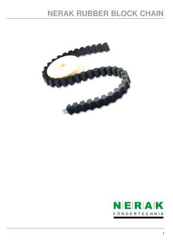 Rubber Block Chains