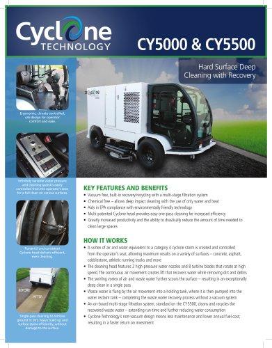 CY5000 & CY5500