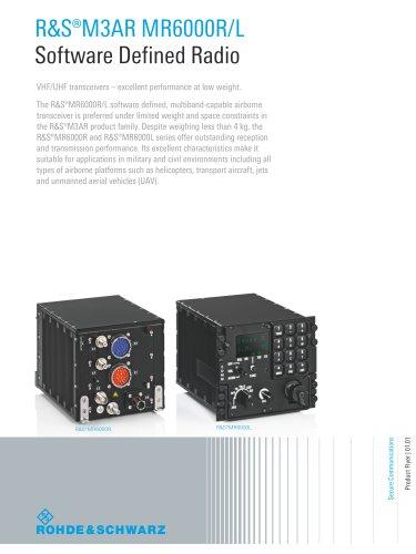 R&S®M3AR MR6000R/L
