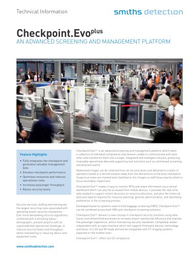 Checkpoint.Evoplus