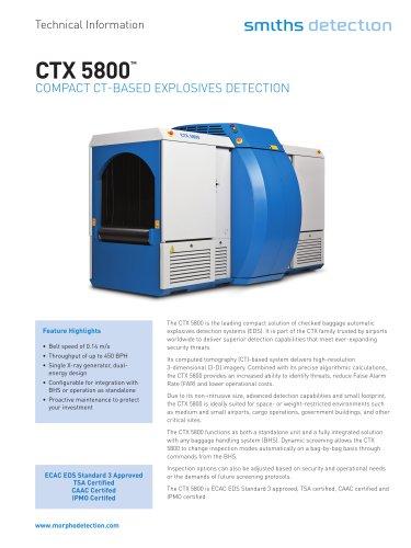 CTX 5800™
