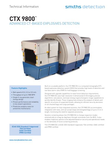 CTX9800™